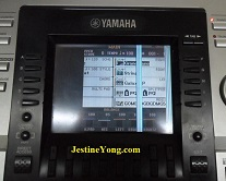 yamaha keyboard repair