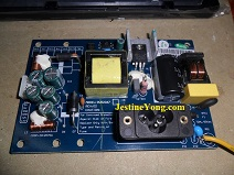 LED MONITOR POWER BOARD