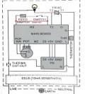 water heater diagram