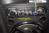 active speaker repair