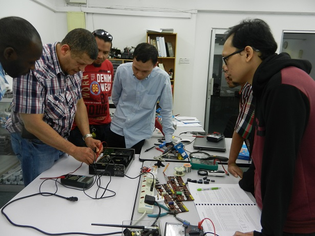 fix electronics courses