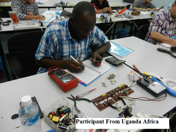 basic electronics training repair