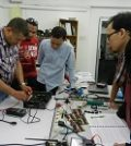 basic electronics training and repair