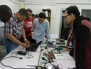 basic electronics training and repair