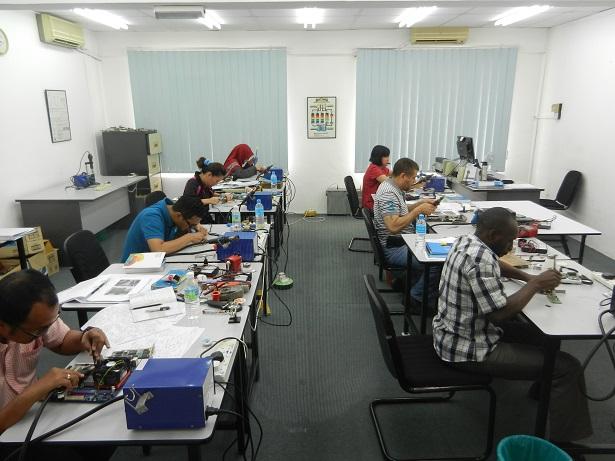 electronics trainings