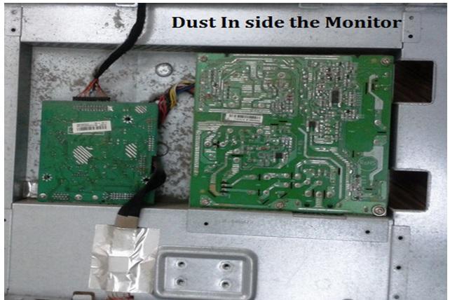 lcd monitor repairing