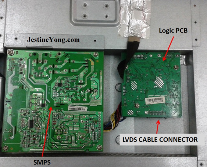 lcd monitor repair how to