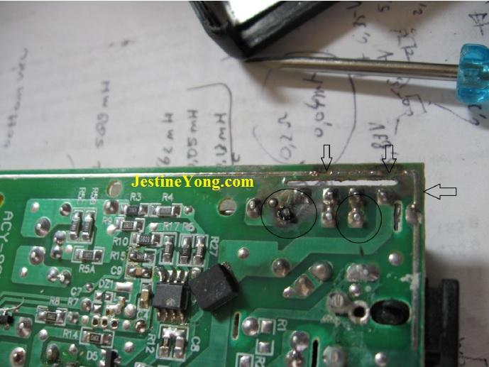 fix power adapter