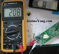 repairing no power adapter laptop