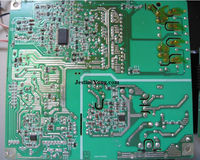 acer lcd monitor power supply inverter board