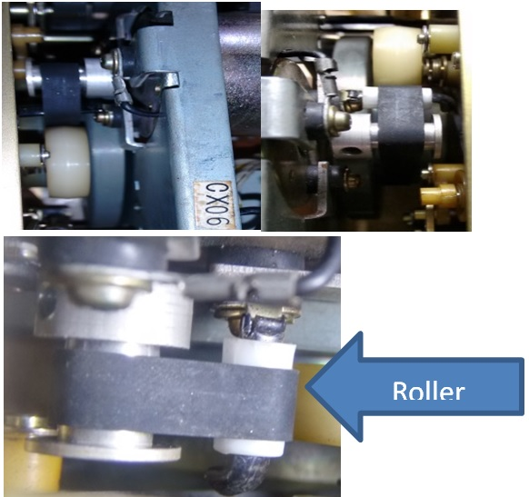 cassette roller problem repair