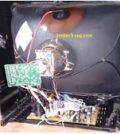 crt television repairs