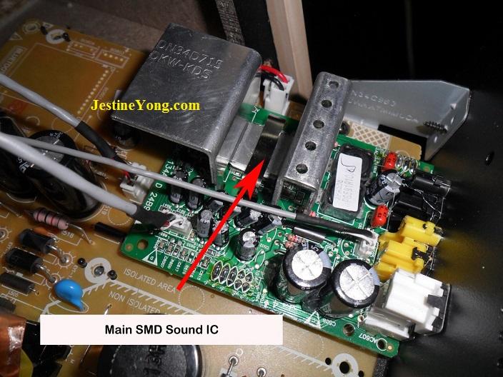 fix active speaker diy