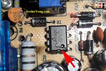 how to fix induction cooker