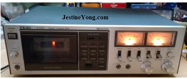 how to repair cassette deck