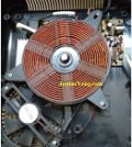 induction coil heater repair