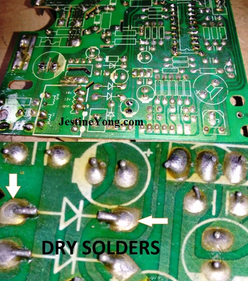 Prestige Induction Cooker Circuit Diagram | Induction Cooker Repair Electronics Repair And Technology News
