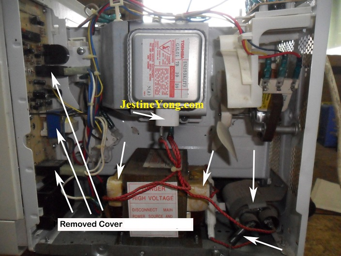 Microwave Oven Not Heating Properly Easy Solution