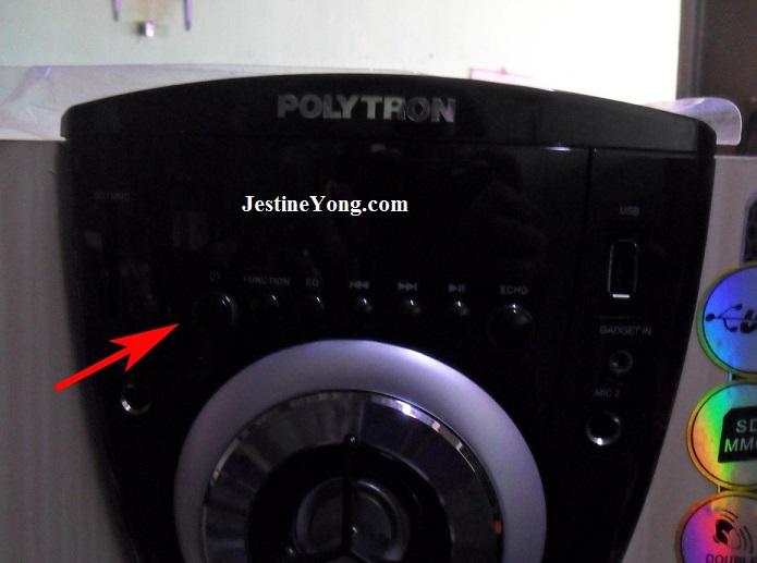polytron active speaker