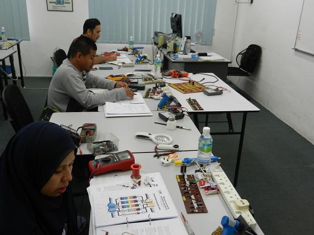 practical repair course