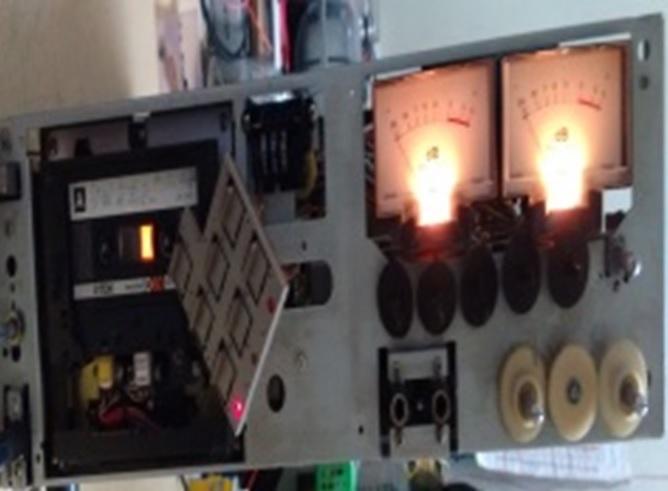 repair cassette deck problem