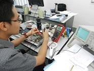 voltage checking method