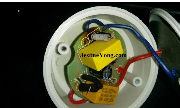 wireless remote control bulb