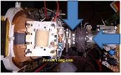 crt tv yoke repairing