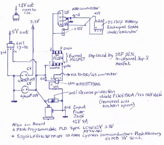 digital-video-recorder-circuit