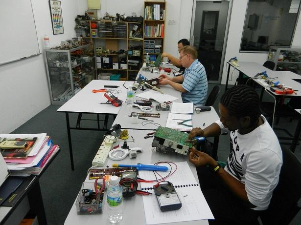 electronics-training