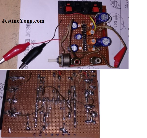 how-to-build-stk435-tester