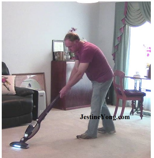 battery-fault-in-vacuum-cleaner