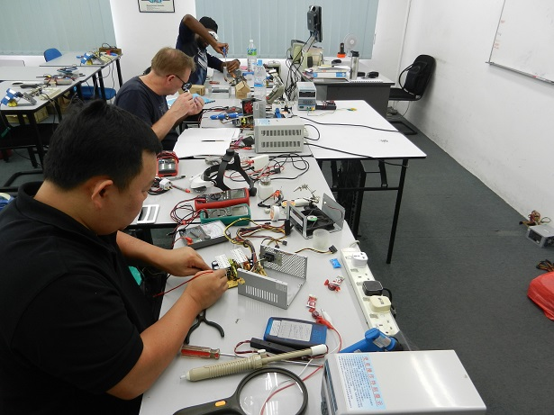 electronics-training repair