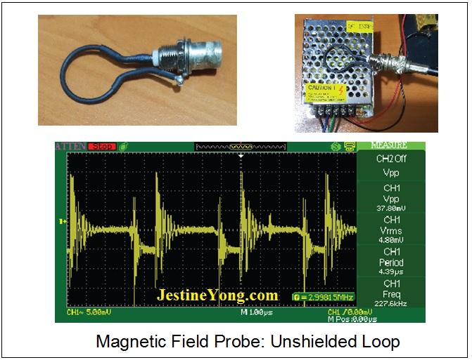 emi-magnetic-field-probe