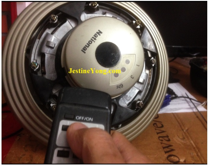 fix-panasonic-ceiling-fan