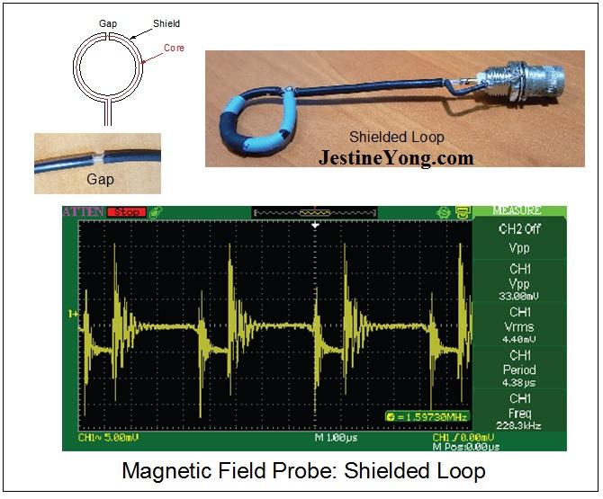 magnetic-field-probe