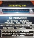 servicing-pioneer-tx-520-tuner-repair