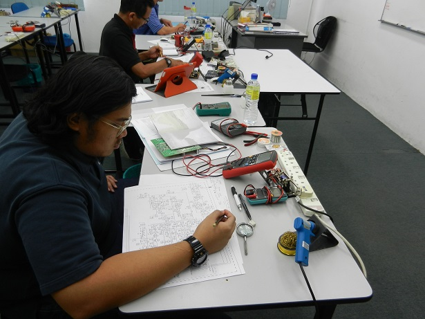 electronics-fault-finding-course
