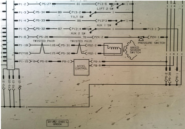 forklift-electrical-schematic