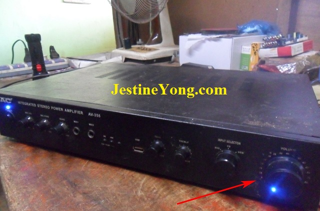 how-to-repair-amplifier-no-sound