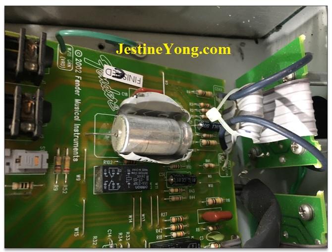 repairing-guitar-amp