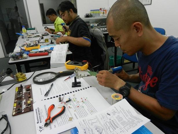short-course-electronic-malaysia