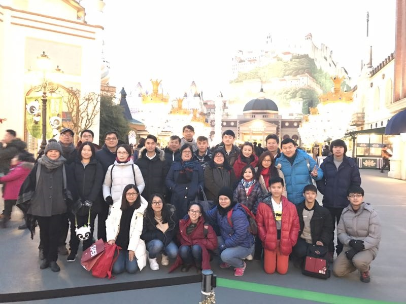 Parlo South Korea Tour Group