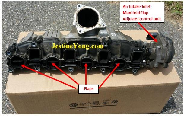 air-intake-control-unit-repair