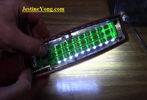 LED light fix