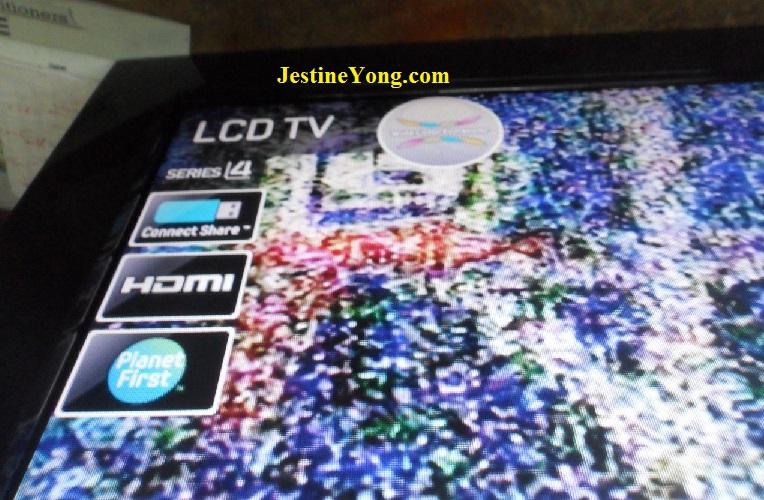SAMSUNG tv auto change channel repair