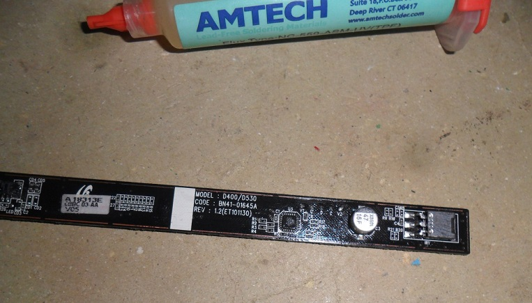 amtech cleaning solution