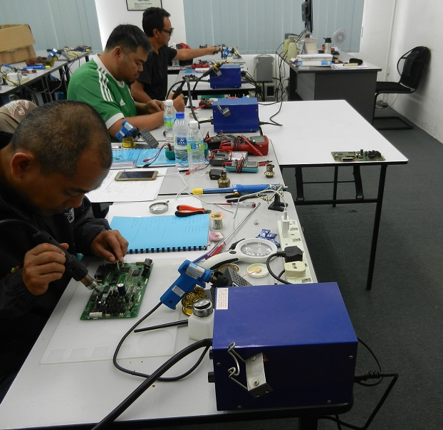 electronic-troubleshooting-course