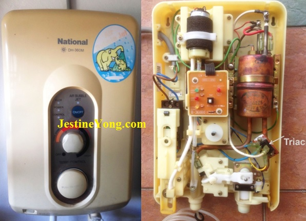 panasonic-water-heater-repair