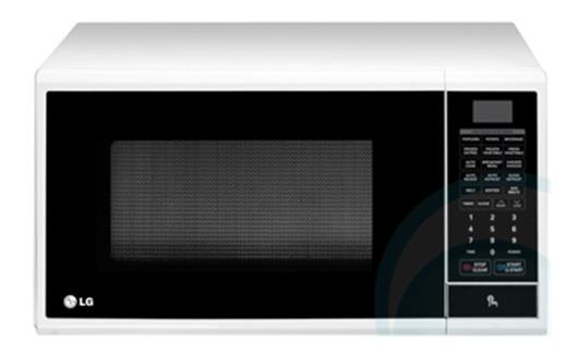 LG microwave repair